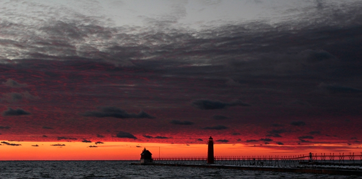 LighthouseSunset